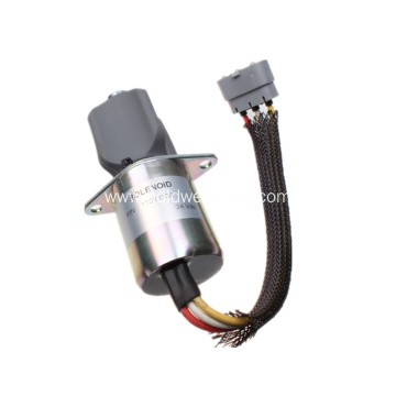Holdwell solenoid VOE11033700 for volvo Wheel Loaders L70C