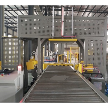 Window Stretch wrapping machine