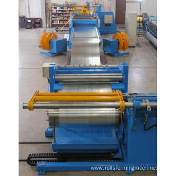 roll forming machine slitting line