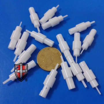 nonmagnetic zirconia ceramic shaft stopper plunger