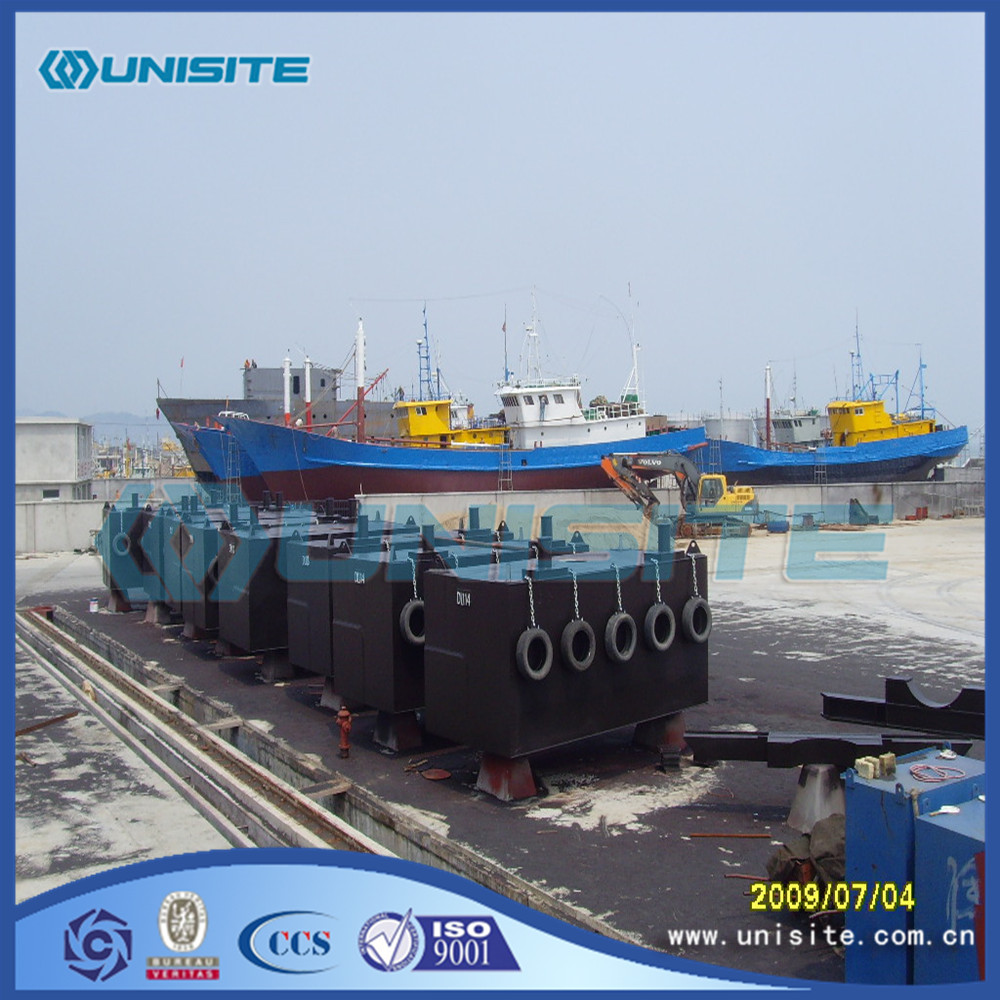 Steel Modular Pontoons for sale