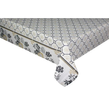 Elegant Tablecloth with Non woven backing Heatons