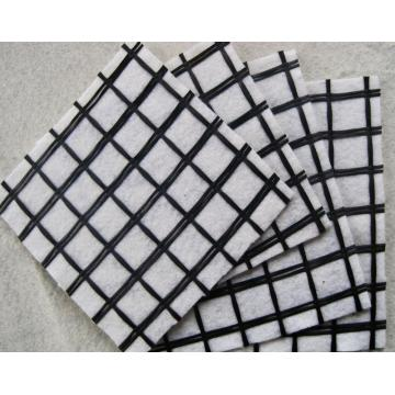 Fast Delivery for Composite Fiberglass Geogrid Stitched Nonwoven Geotextile China supplier Geocomposite Fiberglass Geogrid for road reinforcement supply to New Zealand Importers