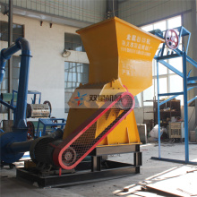 Scrap Industrial Tire Crushing Machinery