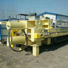 Caustic Soda Chemical Industry Automatic Filter Press