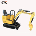 0.8Ton low fuel consumption Mini digger price