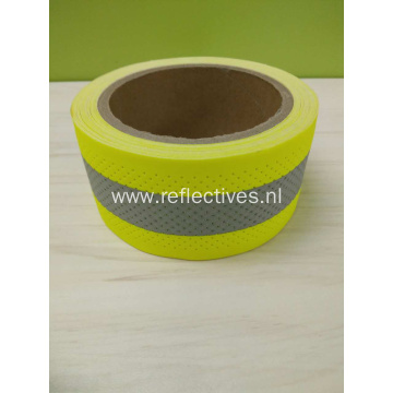 Hollowed Flame Retardant Warning ReflectiveTapes