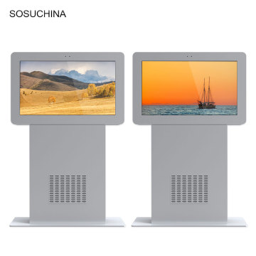 outdoor touch screen kiosk multi media information kiosk