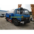 Dongfeng 9000L Sewer Suction Trucks