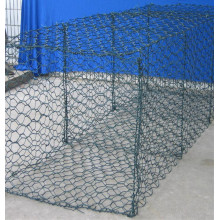 Europe style for for Gabion Basket Mattress Double Twisted Hexagonal Mesh Gabions supply to Belgium Manufacturers