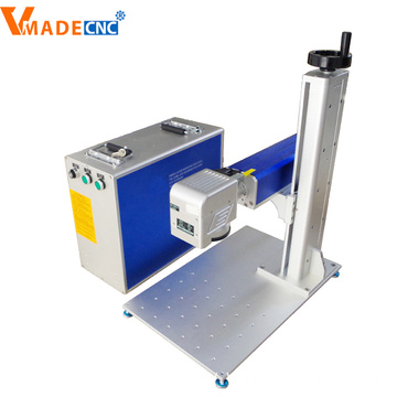 Color Laser Marking Metal Engraving Machine 30w