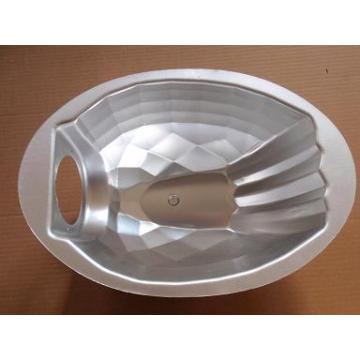 elliptical light aluminium road reflector