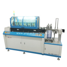 Five Stations Smart SIM Card Punching Production Equipment