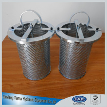 Oil Removal Basket Filter Element