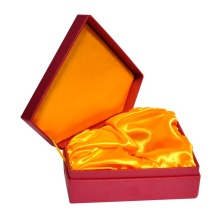 Luxury Cardboard Diamond Special Shape Gift Package Box