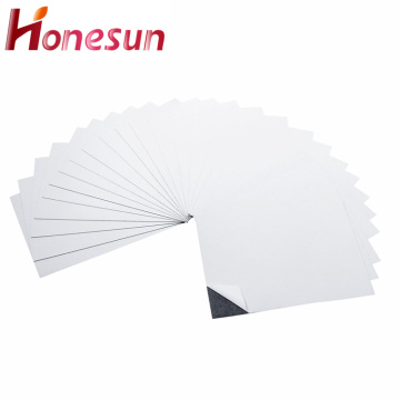 Self-Adhesive Magnet Canvas Sheet Magnetic Roll