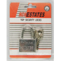 40 MM Hot Product Square Shape Iron Padlock