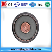 Low price for 110kv Cable Single Core High Voltage Cable supply to Mozambique Supplier
