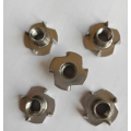 Carbon Steel Stamped Locking T Nuts