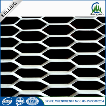 outdoor decorative aluminum expanded metal mesh