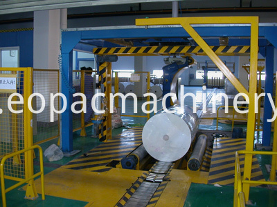 Paper Roll Packaging Machine