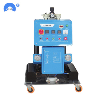 11KW 380V Polyurethane Foam Injection Machine