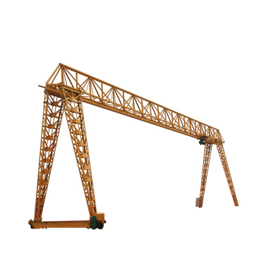 Industrial 8T Single Girder Gantry Crane Price