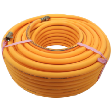 Reinforced agriculture irrigation farming spray hose