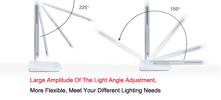 Anodizing Desk Lamp
