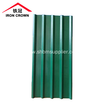 Simple Installation Mgo Roofing Sheet