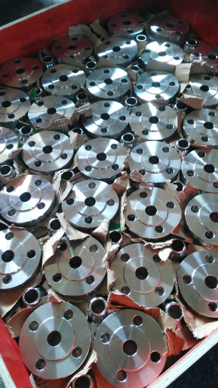 Customized Size SS Flange