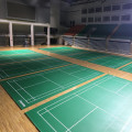Synthetic Badminton Court Mat Sports Flooring