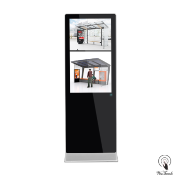 65 Inch Digital Poster System for Bus Station