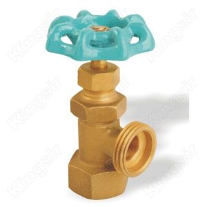 Low price for Brass Stop Valve Gland Packings Globe Valve export to Armenia Exporter