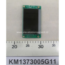 KONE Elevator LCD Display Board KM1373005G11