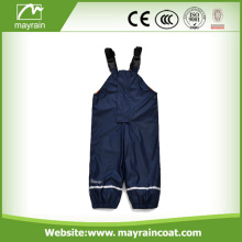 children PU rain coat and trousers
