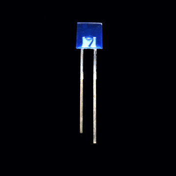 2*5*5mm Square Blue LED Diffused 465nm LED