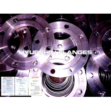 Flange PN16 EN1092-1 DIN BS4504 GOST33259 Forged Steel