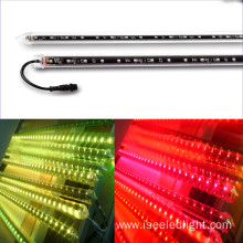 Led Meteor 3D Effect Vertical Tube
