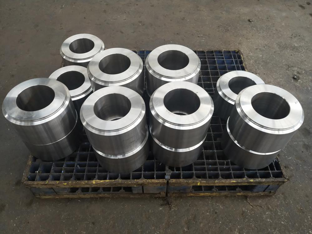 First stage gearbox housing forging