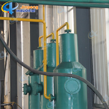 pyrolysis plastic recycle oil plant