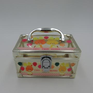 new design plastic boxes organizer for girl