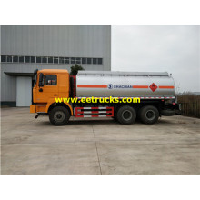 SHACMAN 22cbm Petrol Transportation Trucks