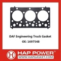 DAF Engineering Truck Gasket 1697548
