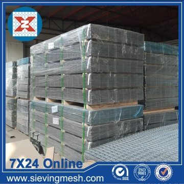 Galvanized Wire Mesh Panel