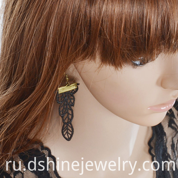 Personality Lace Earring