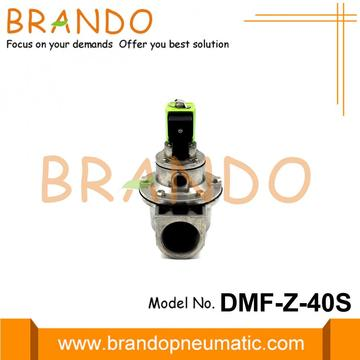 AC110V DMF-Z-40S Pulse Valve Threaded 1 1/2''