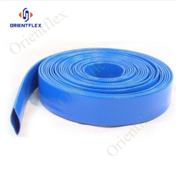 2 lay flat irrigation hose pipe