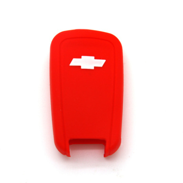 Rubber key shells hot sale Chevrolet 2 buttons