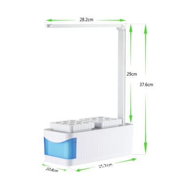 Amazon Hot Jual 10W LED tumuwuh Table Cahaya